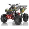 Квадроцикл Raptor Super LUX (бомбер)  для подростка